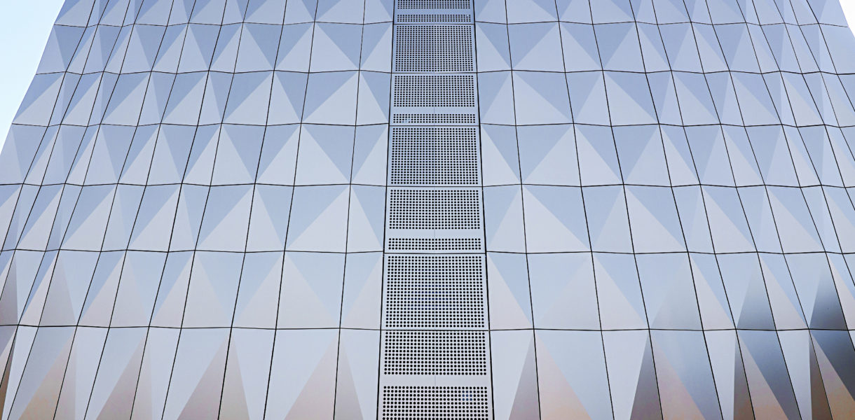 A2 Fire Rated ACM From BBS Facades