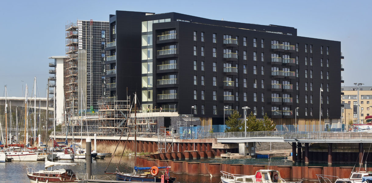 Bayscape Cardiff – Phase 1